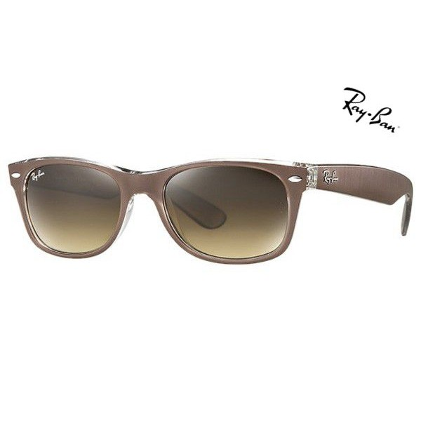 ray ban new wayfarer cheap  Cheap Ray Ban Sunglasses RB2132 New Wayfarer 614585 52mm