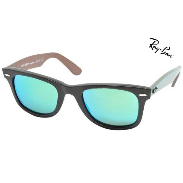 cheap original ray ban sunglasses  Cheap Ray Ban Sunglasses RB2140 Original Wayfarer Fleck 117519 54mm