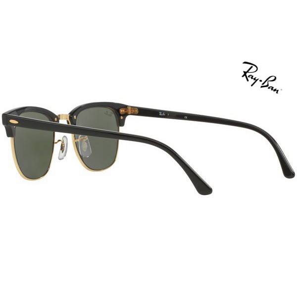 ray ban rb3016 clubmaster classic w0365  Cheap Ray Ban Sunglasses RB3016 Clubmaster Classic W0365 49mm