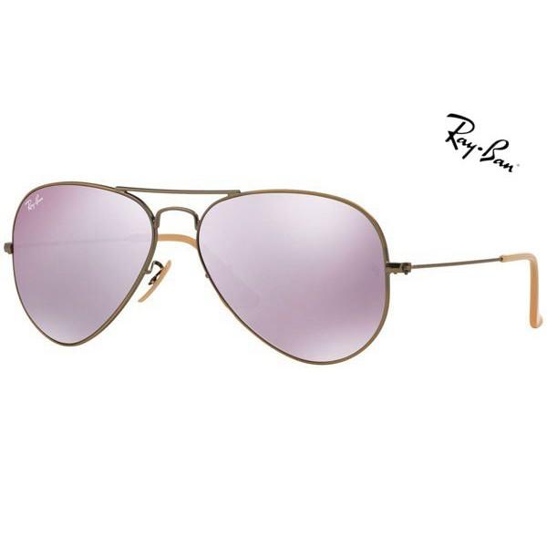 f37d0155da1 Cheap Ray Ban Sunglasses RB3025 Aviator 167 4K 55mm