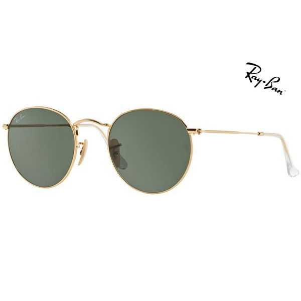cheap ray ban round  RB3447_Round_Metal_001_50mm_1022