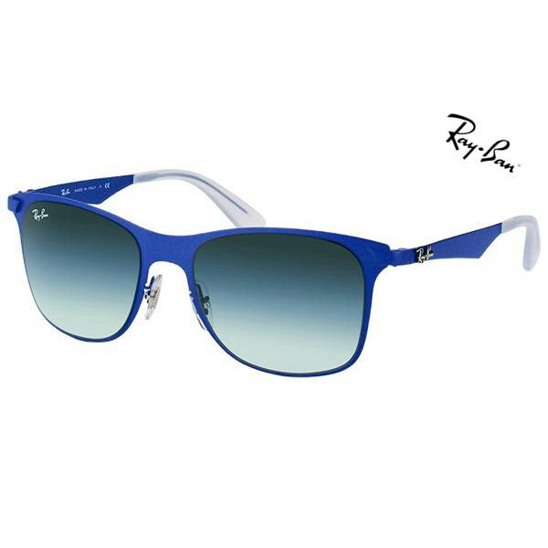 where to get ray bans cheap  Cheap Ray Ban Sunglasses RB3521 Wayfarer Flat Metal 161/8G 50mm