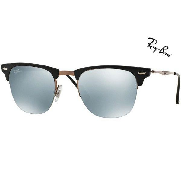 91102aea1df Cheap Ray Ban Sunglasses RB8056 Clubmaster Light Ray 176 30 49mm